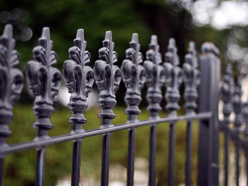 Abbey Gates