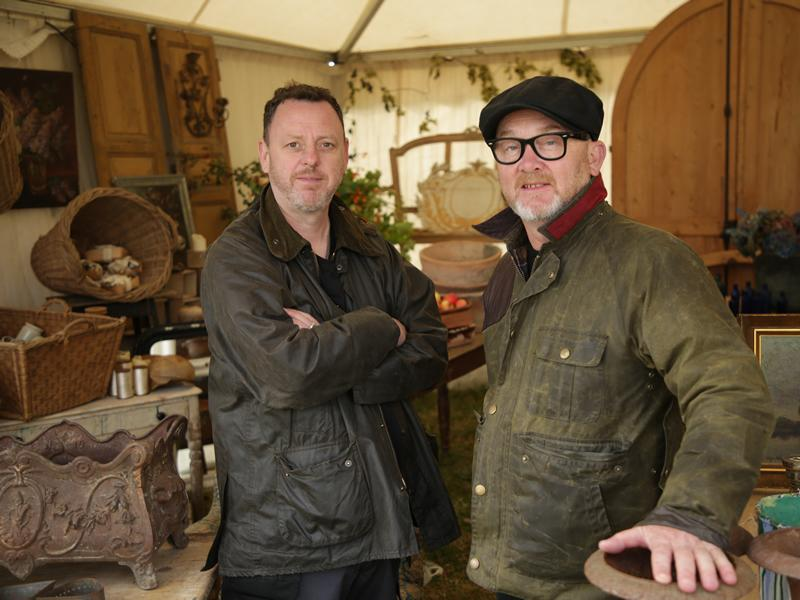 Salvage Hunters want your location recommendations for their upcoming episode set to be filmed in Scotland