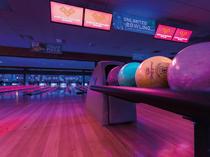 World Of Bowling
