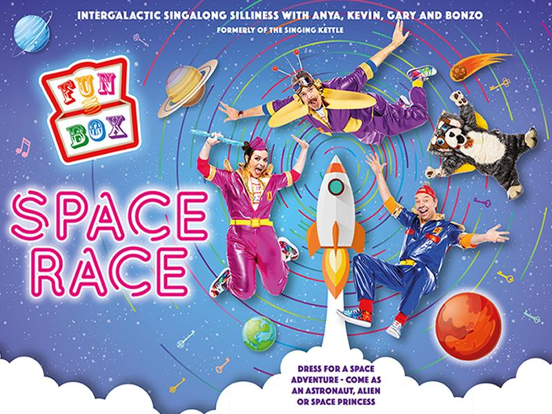 Funbox Presents: Space Race