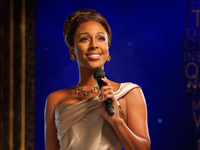 Alexandra Burke returns to Theatre Royal Glasgow in The Bodyguard