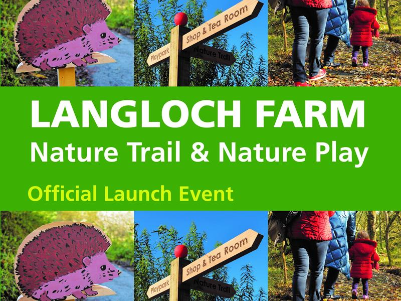 Langloch Farm Nature Trail & Nature Play Launch