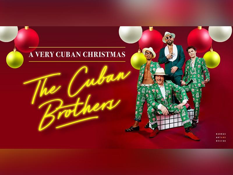 A Very Cuban Christmas With The Cuban Brothers!