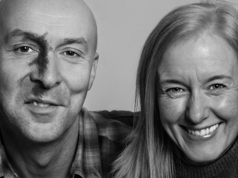 An Evening With Christopher Brookmyre and Marisa Haetzman
