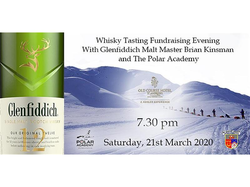 Glenfiddich Whisky Tasting Evening With Malt Master Brian Kingsman