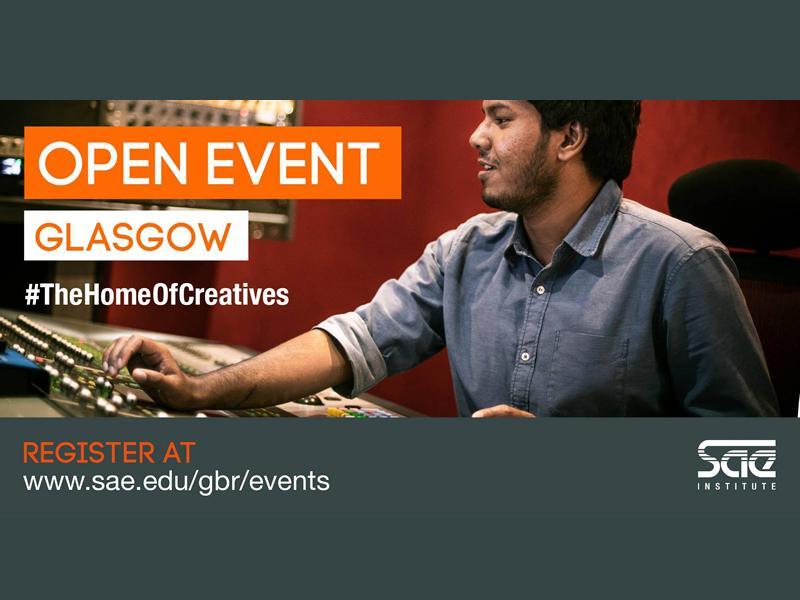 SAE Glasgow Virtual Undergraduate Open Event