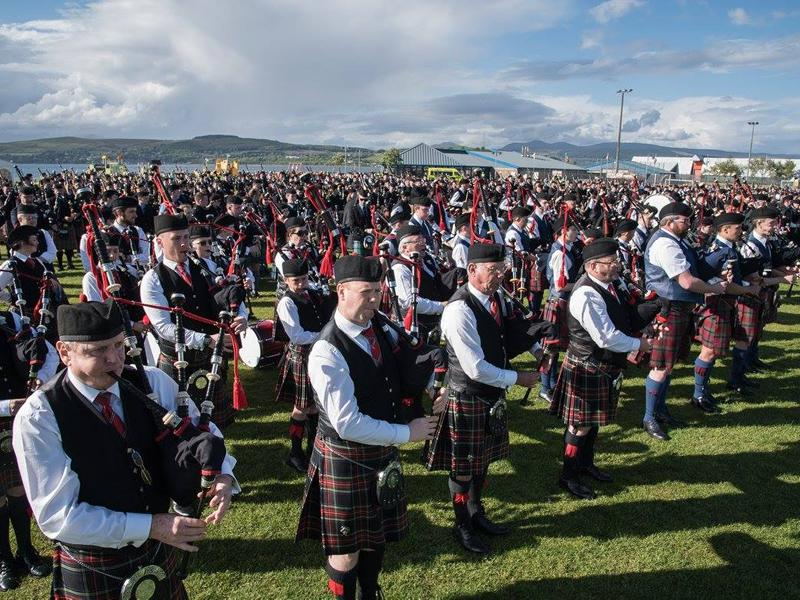 Gourock Highland Games