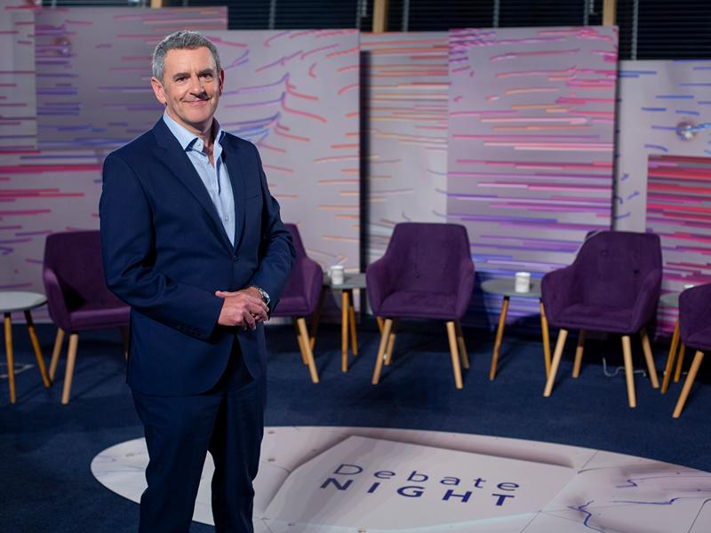 BBC Scotland Debate Night TV programme welcomes back studio audiences