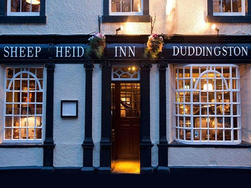 The Sheep Heid Inn