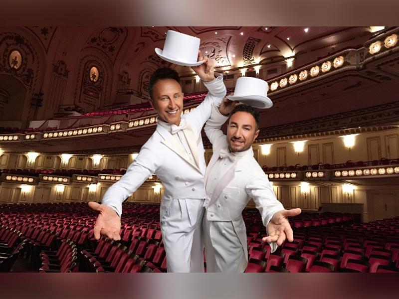Ian Waite and Vincent Simone… Act Two