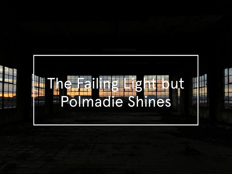 The Failing Light but Polmadie Shines
