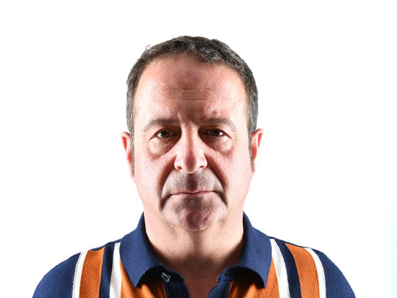 Mark Thomas: 50 Things About Us - RESCHEDULED DATE