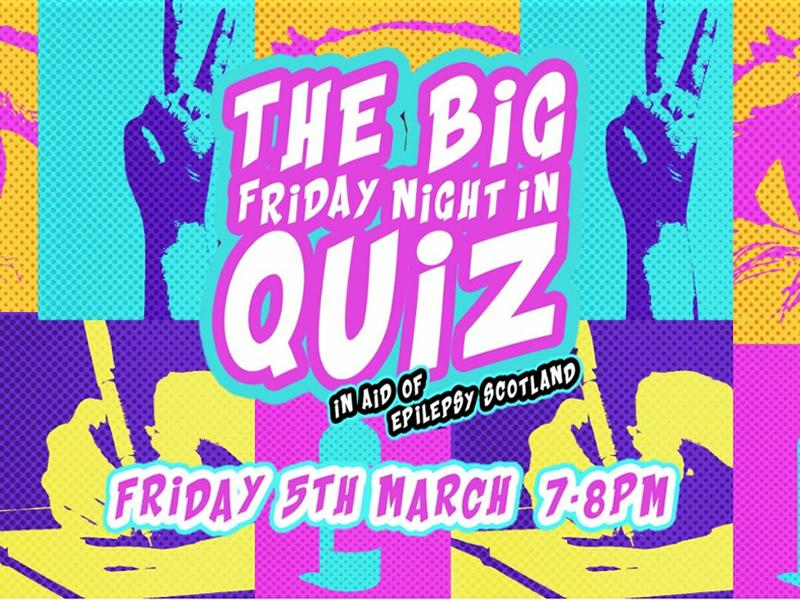 The Big Friday Night In Quiz