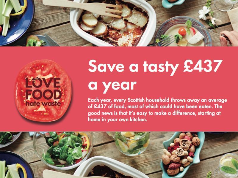 Love Food Hate Waste Workshop - Save Money, Waste Less