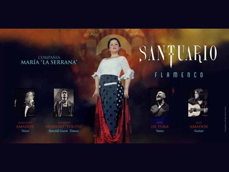 Compañía Maria la Serrana Santuario