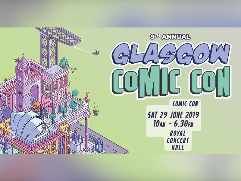 Unofficial Glasgow Comic Con AfterParty