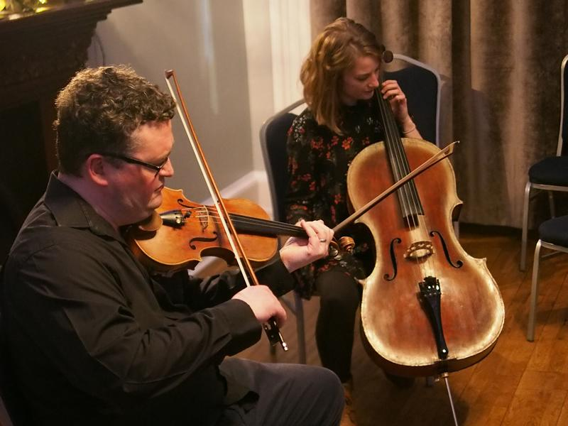 Alastair Savage and Alice Allen: The Fiddle Music Of Scotland