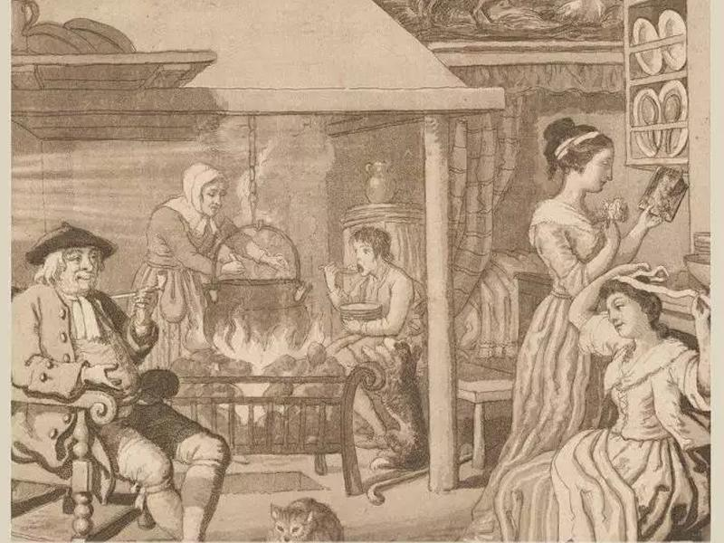Lifting the Lid: 400 years of food and drink in Scotland