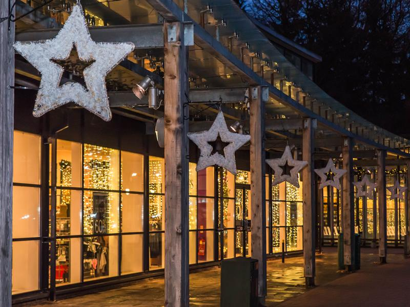 Christmas at Loch Lomond Shores