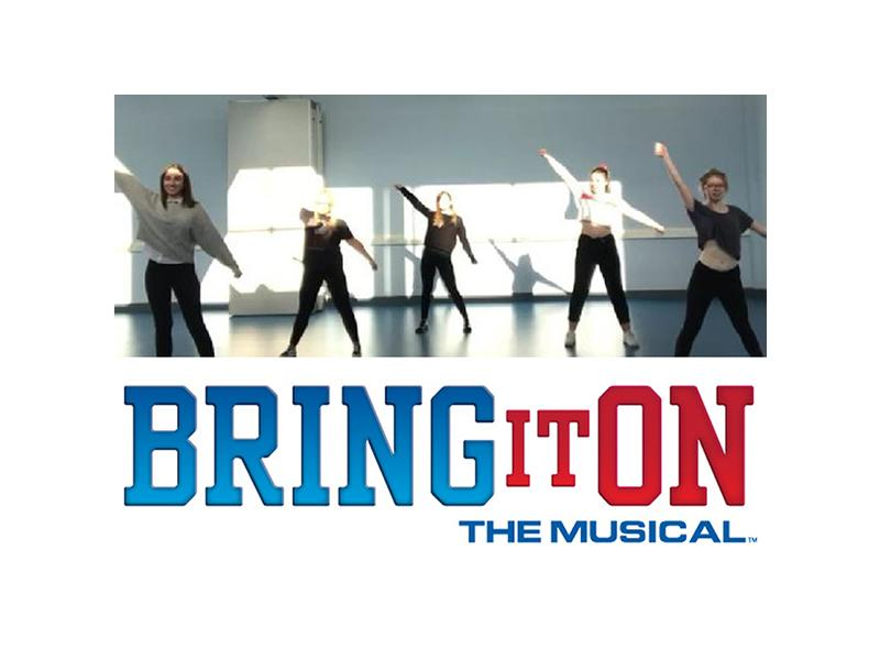 'Bring It On' the Musical at Dalkeith High School