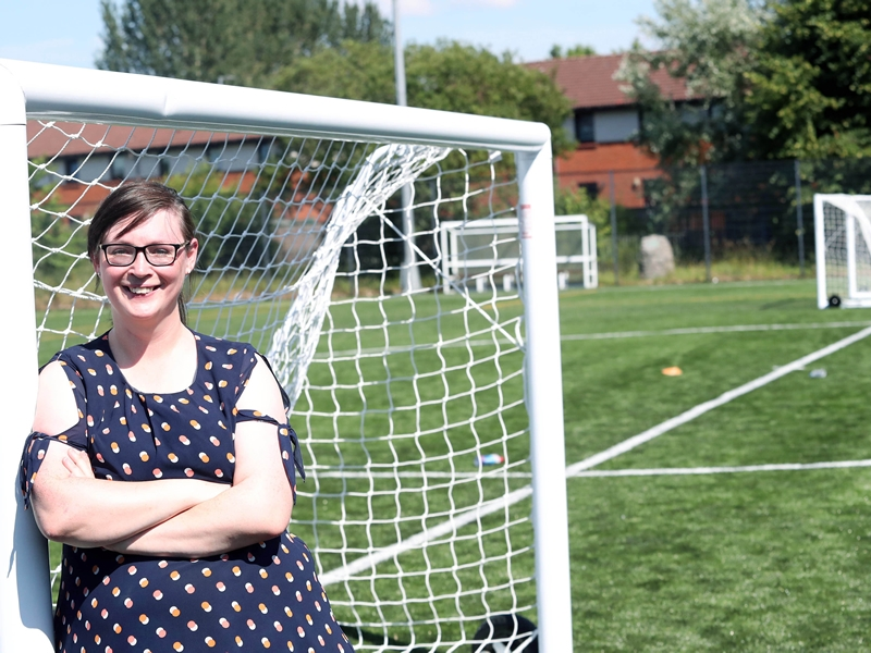 Ferguslie surface is pitch perfect