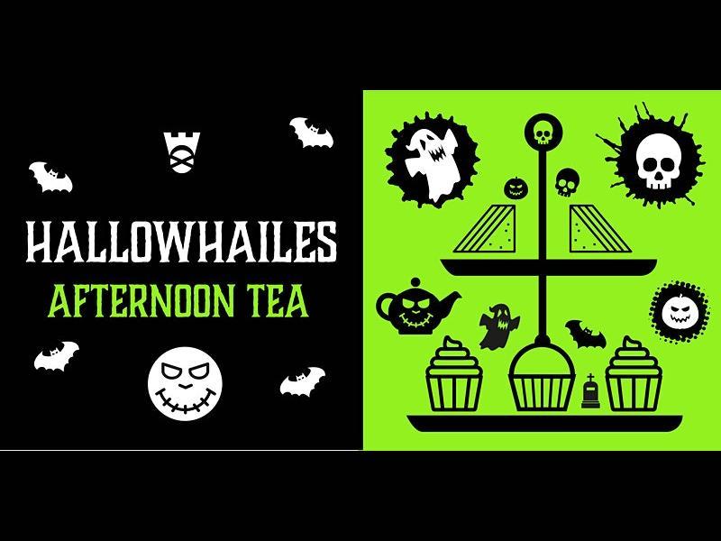 Newhailes Halloween Afternoon Tea