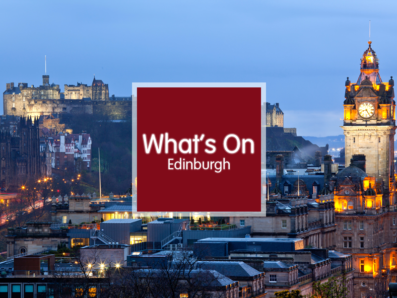 What's On For Families in Edinburgh
