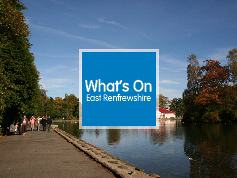 What's On For Families in East Renfrewshire