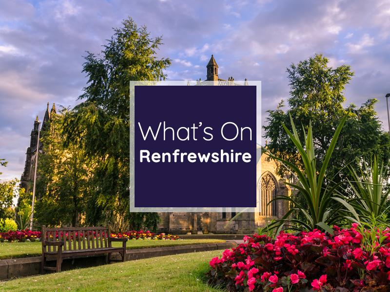 What's On Renfrewshire