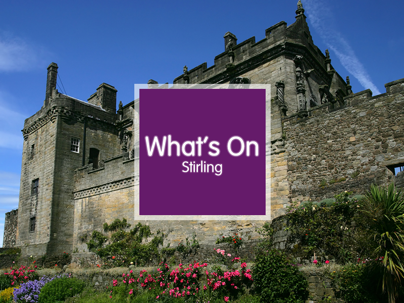 What's On For Families in Stirling